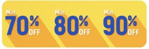 Flipkart Big Saving Days Sale Offers: 6th to 10th August 2020