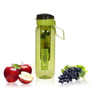 Steelo Plastic Fruit Infuser Bottle