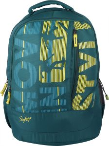 Skybags Bingo 02 48 cms Teal Casual Backpack