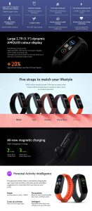 Mi Band 5 Rs.2499 review