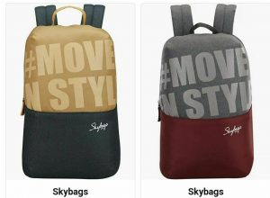 Skybags Baackacks From Rs.399