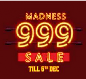 Brand Factory Madness 999 Sale